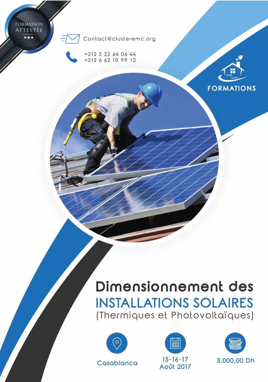 Installations Solaires