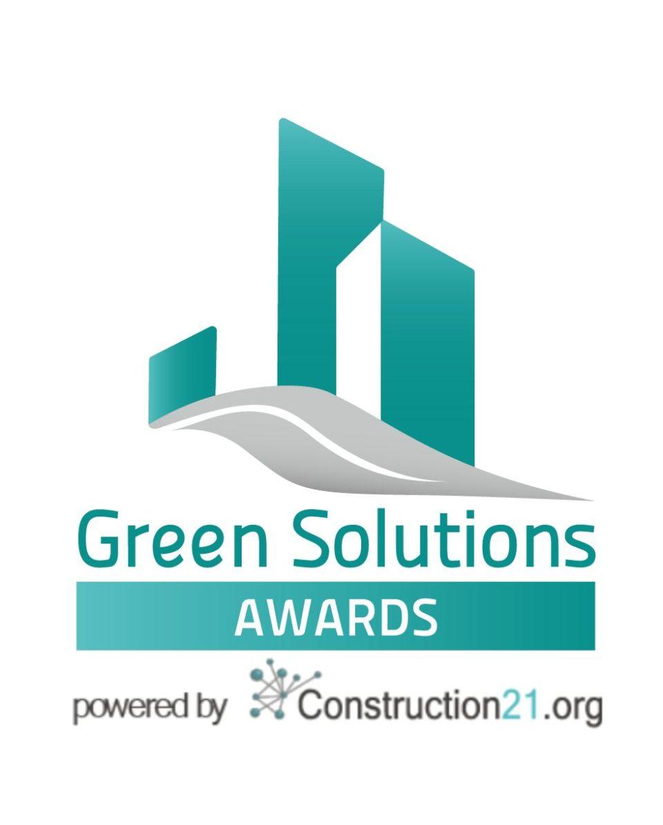 Découvrez les candidats du Green Solutions Awards : Des bâtiments présentant des solutions innovantes et durables