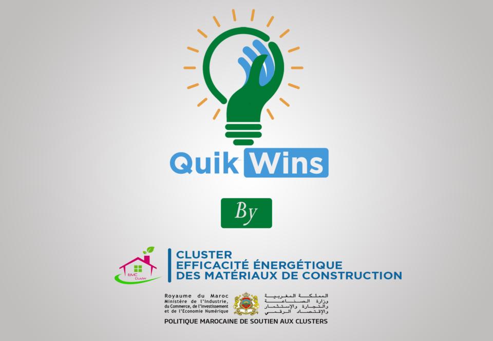 quik wins design
